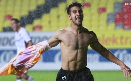 Se filtran las fotos hot del futbolista mexicano Ever Guzmán