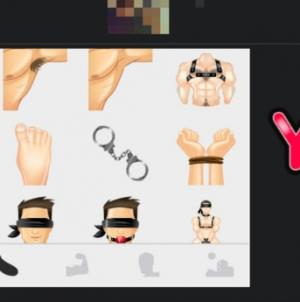 Grindr lanza sus propios emojis centrados en el sexo gay