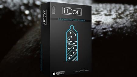 I.Con, el primer condón inteligente