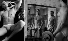 Los rusos se desnudan contra la homofobia