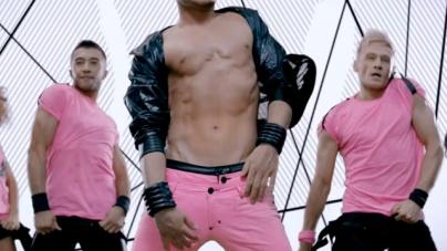 Sergey Lazarev desnudo, el cantante también fue actor porno