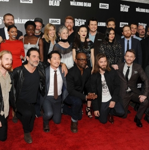 The Walking Dead' presenta a su primer protagonista gay