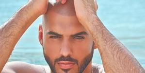 Omar Borkan el árabe más atractivo del mundo