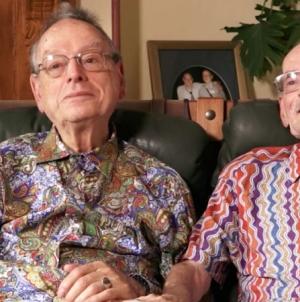 La emotiva petición de una pareja de ancianos gays australianos