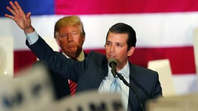 USA: Trump Jr. ataca y se burla de jóvenes activistas LGBT