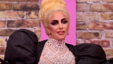 RuPaul's Drag Race bate récord de audiencia con Lady Gaga
