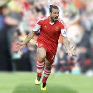 Se filtran fotos del futbolista Pablo Daniel Osvaldo desnudo