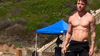 Ryan Phillippe y su impresionante cuerpo a los 42 años