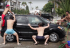 El youtuber Michael Henry en el mas sexy car wash