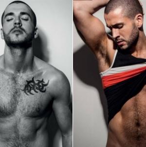 Shayne Ward, desnudo via Skype