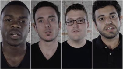 Hombres violados comparten su testimonio en nuevo documental
