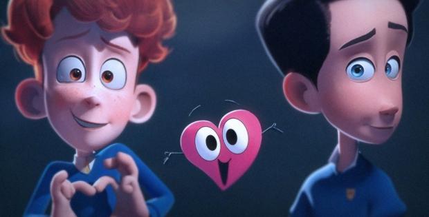 In a Heartbeat: El cortometraje animado con temática gay