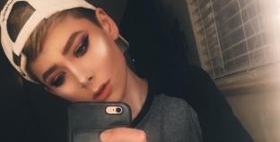 Jake Warden y sus sorprendentes tutoriales de maquillaje