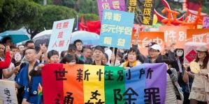 Taiwán, pionero en Asia en legalizar matrimonio homosexual