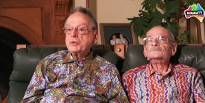 Australia: Bon, el activista australiano que esperaba casarse con su pareja de hace 50 años, ha muerto
