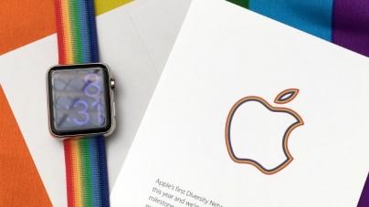 Apple estrena correa del pride para el Apple Watch
