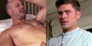 Zac Efron depila a Beau Ryan