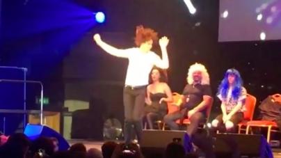 Andrew Garfield sorprende como Drag Queen