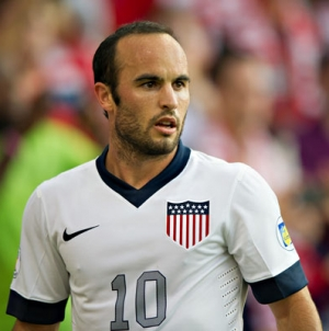 El video porno del futbolista Landon Donovan