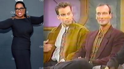 Oprah solía celebrar bodas homosexuales en 1991