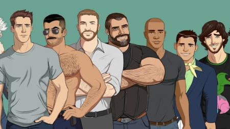 Coming Out On Top, promete ser el videojuego gay más hot que haya existido