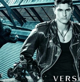 Dylan Blue, el corto gay de Versace
