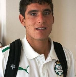 Las fotos hot del futbolista Carlos Parra