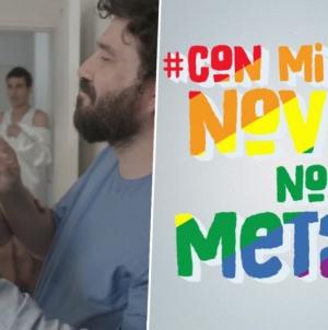 Con mi novio no te metas, la nueva serie web gay