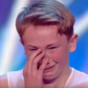 Jack Higgins y su emocionante audicion en Britain's Got Talent