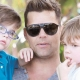 Ricky Martin y las fotos más tiernas con sus hijos Matteo y Valentino