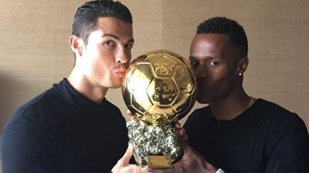 Cristiano Ronaldo y José Semedo se lucen en Instagram