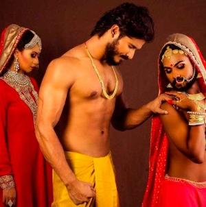 Las fotos que revelan cómo es ser gay en India