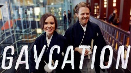 Gaycation, el documental de Ellen Page que habla de ser gay en varios países