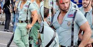 España: La legión española se convierte en icono gay gracias a un tweet viral