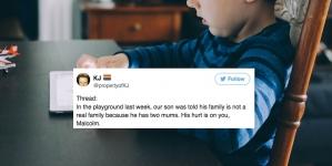 Australia: Madres lesbianas compartieron una hermosa carta de amor con su hijo