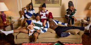 Familia gay de Instagram hace campaña para Acne Studios
