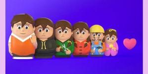 Sam, el juguete trans que ayuda a los niños a entender la identidad de género