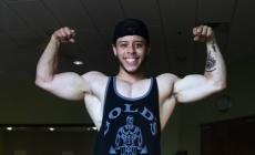Ajay Holbrook podría ser el primer hombre transgénero en ganar Mr. Olympia
