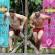 La lucha al desnudo entre dos hombres en Survivor Australia