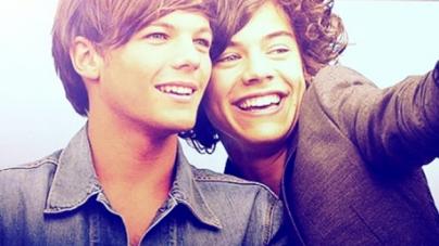 ¿Louis Tomlinson y Harry Styles de One Direction eran pareja?