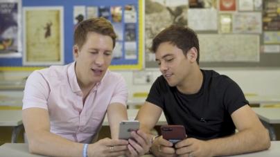 Tom Daley y Dustin Lance recuerdan el bullying durante el colegio