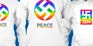 KA Design convierte la esvástica en un símbolo gay