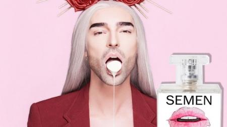 Miguel Vilas, saca a la venta SEMEN, perfume creado con su propio fluido