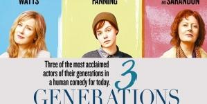 """Película trans, """"3 Generaciones"""" sólo para mayores de 18"""