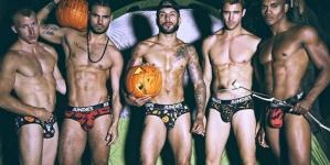 Cheap Undies presenta 'Halloween Underwear Charades'