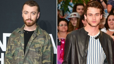 Sam Smith y Brandon Flynn, pareja gay de moda