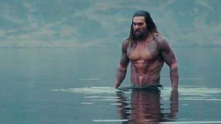 Jason Momoa, el nuevo Aquaman que calento internet