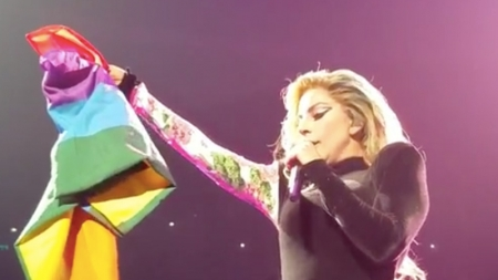 Lady Gaga, nombrada Miss Gay America honorífica