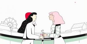 Starbucks incluye a una pareja lesbica en su nueva campaña navideña