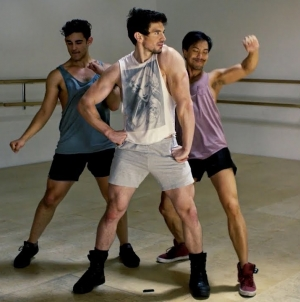 "Steve Grand presenta su sexy video para ""Walking"""